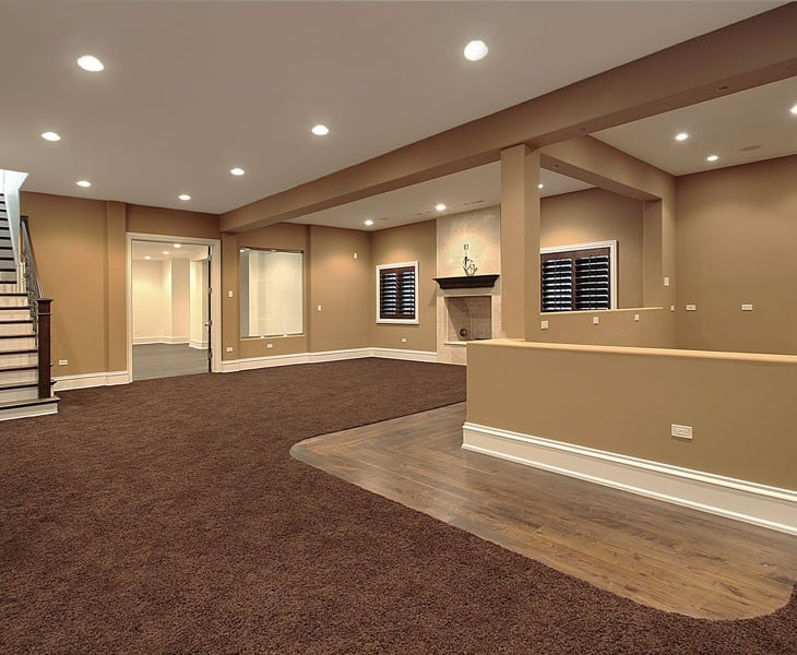 Basement Renovation 8
