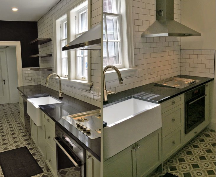 Kitchen Renovation 29