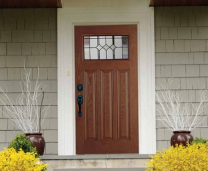 Entry Door 6