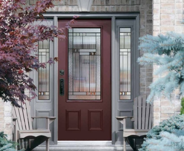 Entry Door 8