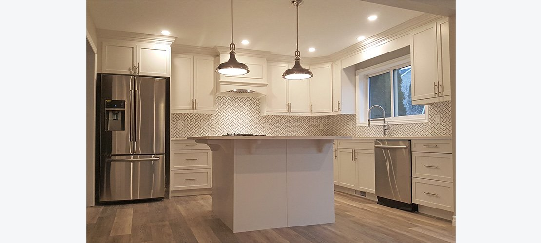 Modern Kitchen Cabinets Remondels - Westmount Craftsmen Kitchener
